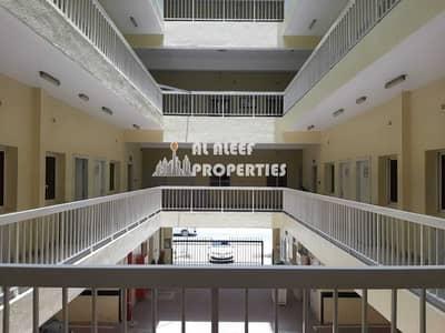سكن عمال  للبيع في جبل علي، دبي - Independent 100 Room Staff accommodation in Jebel Ali Free Hold
