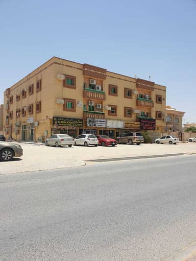Building for Sale in Al Rawda, Ajman - For sale a building in Al Aaliyah, Ajman, with an income of more than 10%