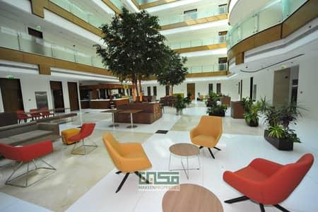 Office for Rent in Al Garhoud, Dubai - Direct to landord fitted office for rent Garhoud