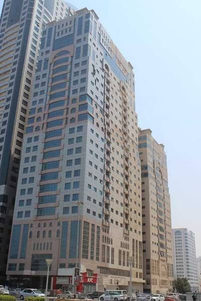 2 Bedroom Flat for Rent in Al Taawun, Sharjah - SUPER DEAL!!! 1 MONTH FREE FOR 2 HUGE BEDROOMS + HALL AT AL TAAWUN AREA | DIRECT FROM OWNER|