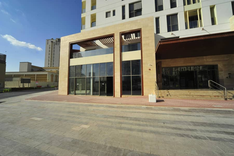 Retail for Lease in Jaddaf Multiple units available