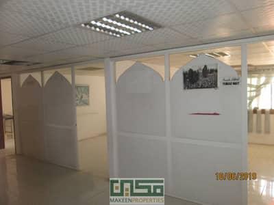 مکتب  للايجار في السير، رأس الخيمة - Office for Rent in Nakheel - Ghobash Building