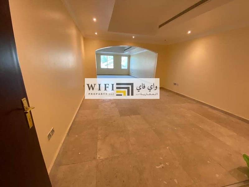 For rent in Abu Dhabi Karama area is an excellent villa