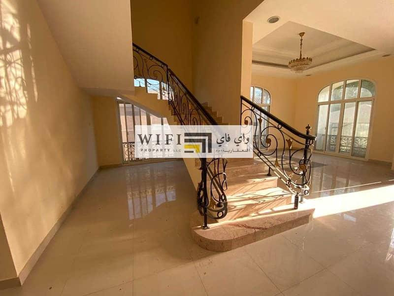 21 For rent in Abu Dhabi a wonderful villa (Supervisor Area)