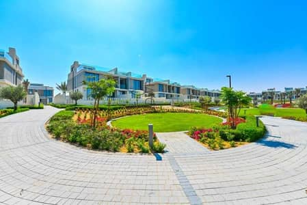 3 Bedroom Villa for Rent in Dubai Hills Estate, Dubai - Genuine Listing! Large 3BR+Maids + Sky Terrace - Most Exquisite Resort Type Club Villas