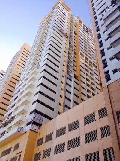 شقة 1 غرفة نوم للبيع في الصوان، عجمان - Ajman One Tower