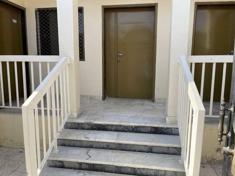 14 One floor villa