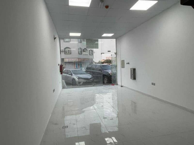9 i have shop for rent in al rawda 3 rent 20000