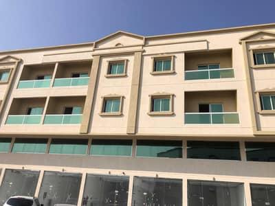 مکتب  للايجار في الروضة، عجمان - للايجار مكتب كبير مساحة مفتوحة بناية جديده منطقة الروضه