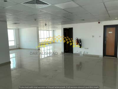 Office for Rent in Al Majaz, Sharjah - 2 Months Free  Panorama View  Prime Location