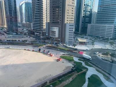 Studio for Rent in Barsha Heights (Tecom), Dubai - Upgraded |Large | Well lit Studio for rent
