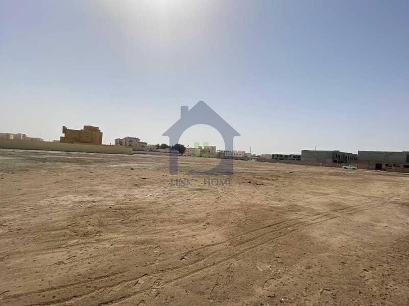2 For Sale Residential land in Al Shawamekh city