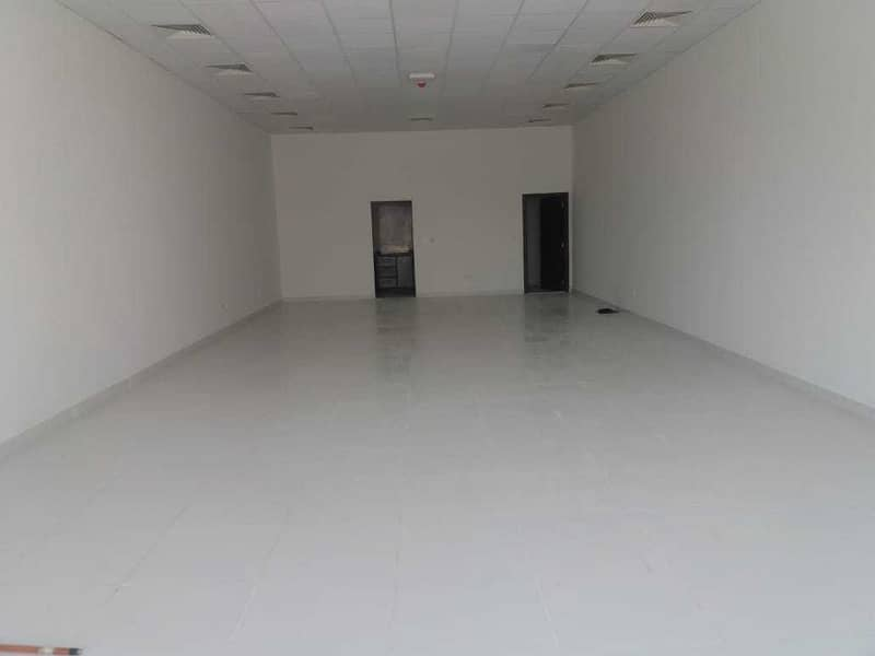 New Shop with Big Space  Available Near Camel Market