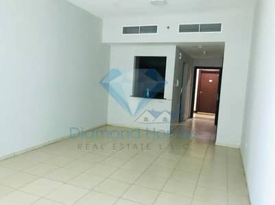 1 Bedroom Apartment for Rent in Al Sawan, Ajman - open/American kitchen, 1BHK  with parking (for rent)