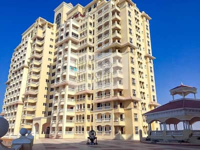 1 Bedroom Flat for Rent in Al Hamra Village, Ras Al Khaimah - Magnificent Partition Royal Breeze High Floor 1 BHK