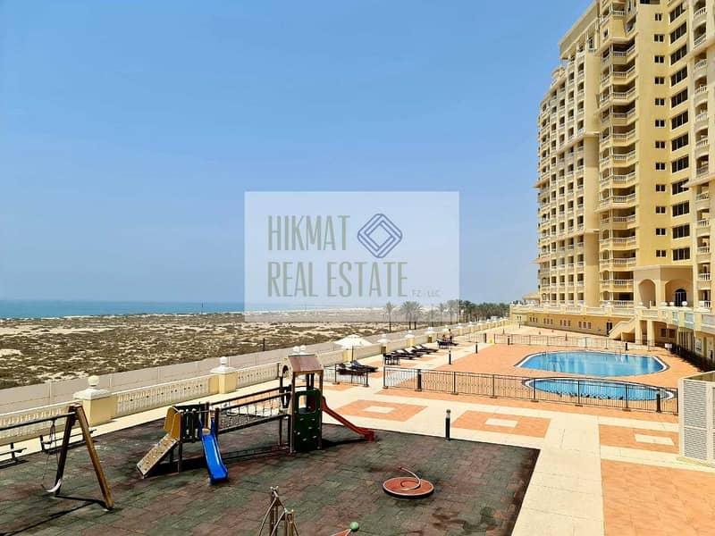17 Magnificent Partial Sea View 2 Bedrooms Apartment
