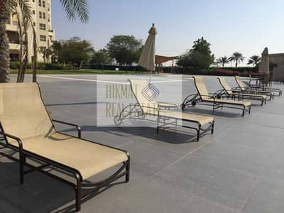 شقة 2 غرفة نوم للايجار في قرية الحمراء، رأس الخيمة - Free Chiller - Golf & Lagoon 2 Bedrooms