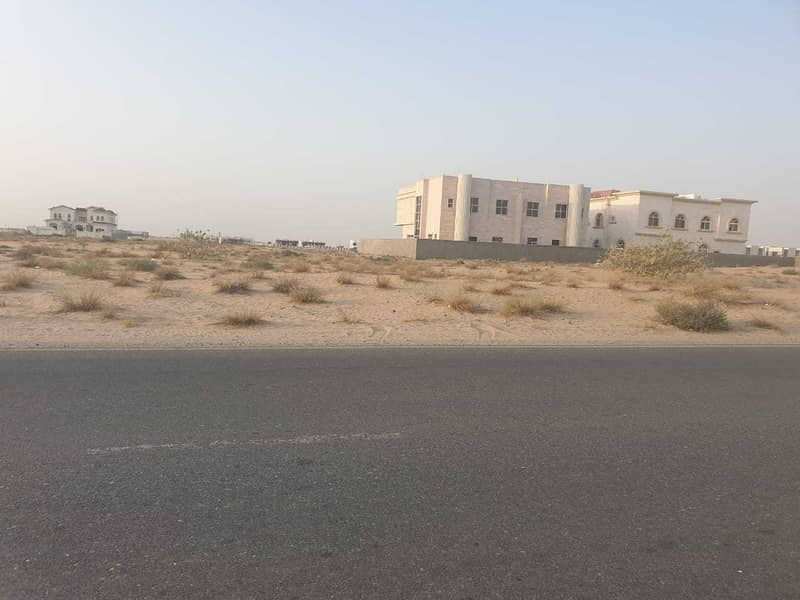 For sale a large land in Hoshi at a good price