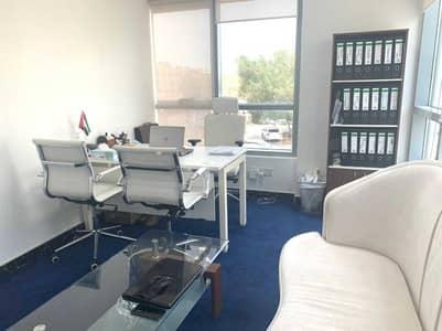 مکتب  للايجار في القصيص، دبي - 1 Well furnished office at very affordable price in Al Qusais