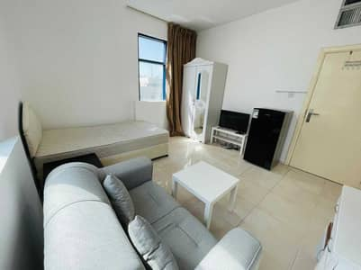 Studio for Rent in Tourist Club Area (TCA), Abu Dhabi - Huge furnished room with WIFI next to AD mall