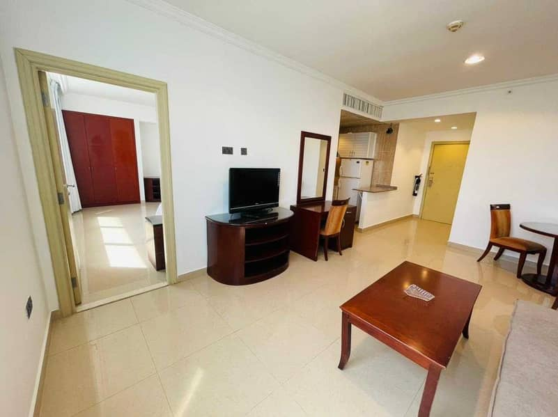 Brand New Furnished 1BR | With Tawtheeq In AlNahyan