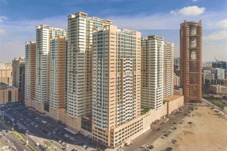 شقة 1 غرفة نوم للبيع في الصوان، عجمان - شقة في أبراج عجمان ون الصوان 1 غرف 285000 درهم - 5257020