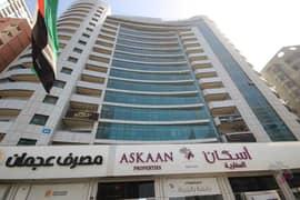 شقة في شارع الشيخ خليفة بن زايد 2 غرف 40000 درهم - 3572100
