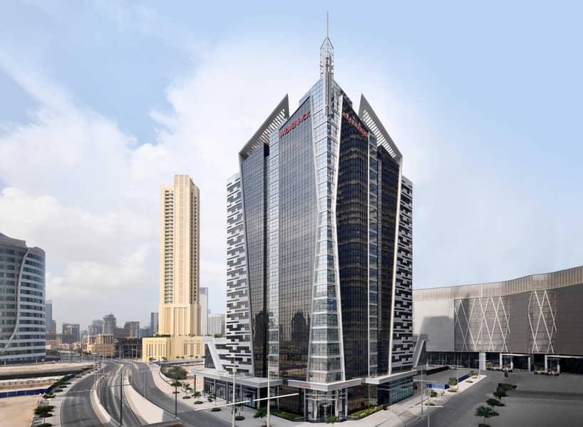 Massive Two Bedroom Unit Near Dubai Mall