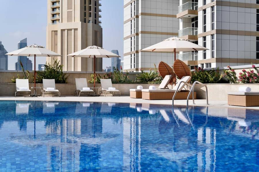2 prime location next to Dubai Mall