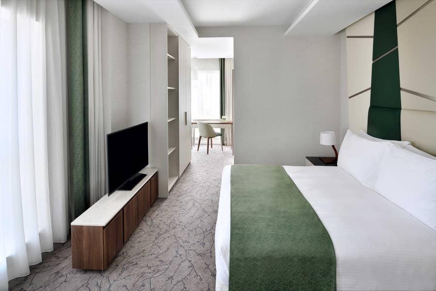 14 Massive Two Bedroom Unit Near Dubai Mall