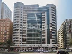 شقة في شارع الشيخ خليفة بن زايد 3 غرف 50000 درهم - 4616125