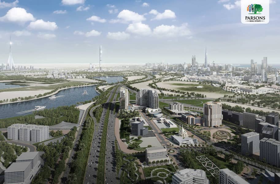 10 Creek Views   Starting price from AED 398K   BOOK NOW WITH AED 12K