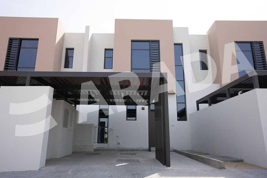 Luxury 2 BR Townhouse + Maid Room @ AED 60