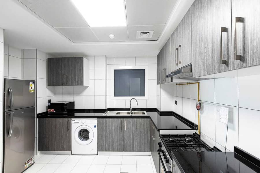 CLOSED KITCHEN | LUXURY 1BHK | NO COMMISSION