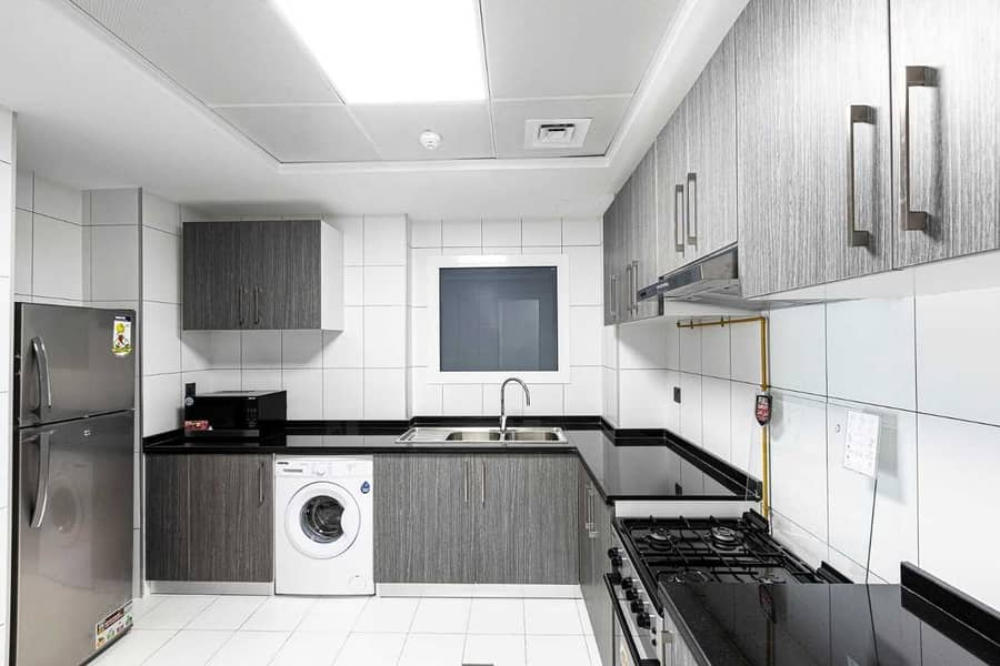 CLOSED KITCHEN | NO COMMISSION | SPACIOUS 1BHK