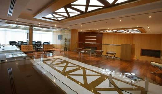 Office for Rent in Al Quoz, Dubai - Fully Fitted Huge Corporate Office For Rent