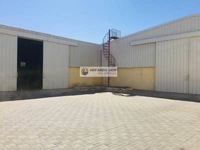 Warehouse for Rent in Mazyad, Al Ain - HUGE NEAT AND CLEAN WAREHOUSE IN ALAIN