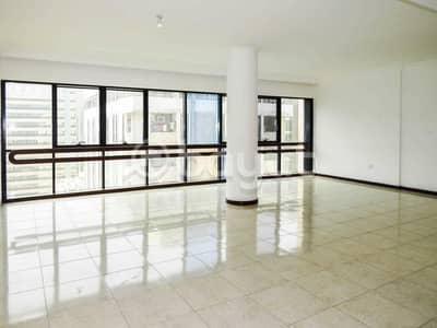 3 Bedroom Flat for Rent in Al Zahiyah, Abu Dhabi - A Spacious 3 BR with Maid's Room in Tourist Club