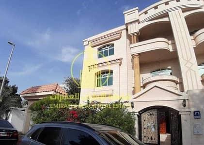 فيلا تجارية 10 غرف نوم للايجار في المشرف، أبوظبي - 10 Rooms  Commercial Villa in Al Mushrif
