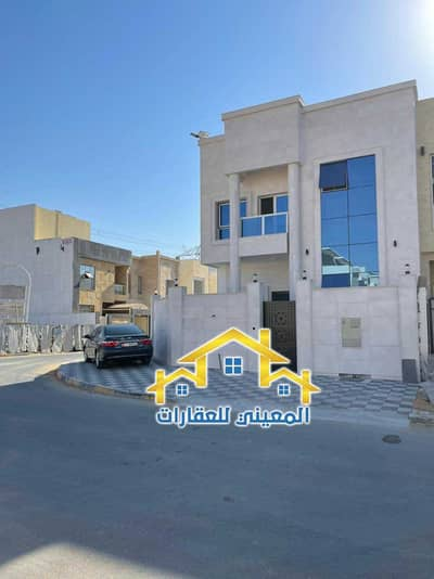 5 Bedroom Villa for Rent in Al Yasmeen, Ajman - VILLA FOR RENT 5 BEDROOM HALL YEARLY 80,000/-AL YASSAMIN AJMAN