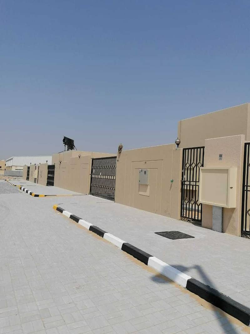Baundrywall for sale in sajaa  emirates industrial city sharjah