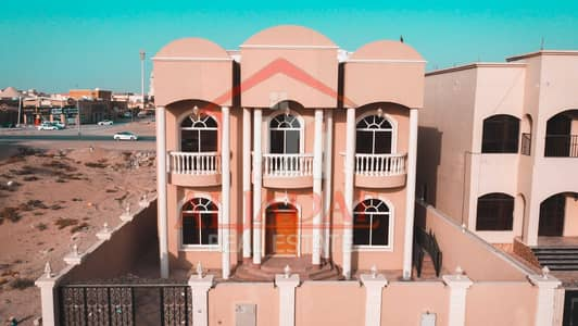 5 Bedroom Villa for Rent in Al Rawda, Ajman - new villa for rent in ajman - al rawda 2 -