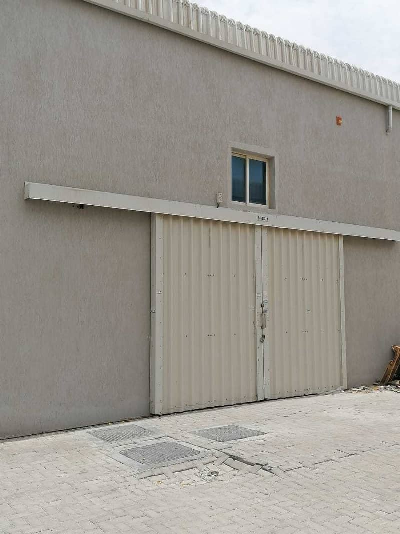 WAREHOUSE FOR SALE IN EMIRATES INDUSTRIAL AREA SAJAA BLOCK 3