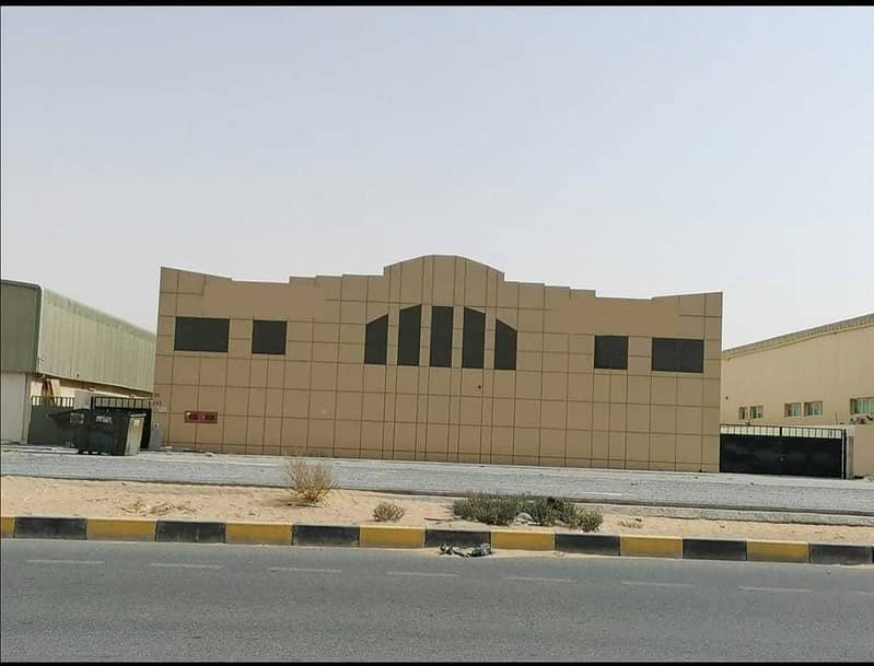 Warehouse for sale in emirates industrial area blok 3