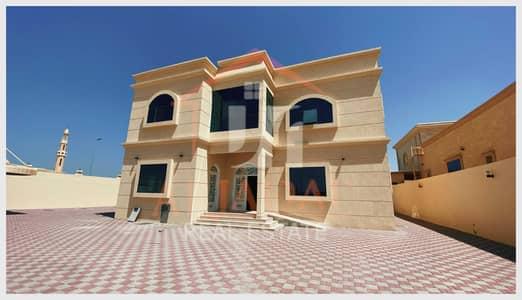 فیلا 6 غرف نوم للايجار في الجرف، عجمان - villa for rent in ajman - al jurf