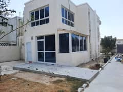Direct From Owner 04 BHK Villa With Maid room, Store, Driver Room