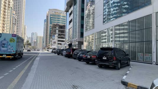 Shop for Rent in Al Taawun, Sharjah - Specious Shops available for rent at Prime Location  of Main Al Taawoun Street