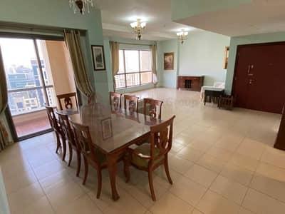 فلیٹ 3 غرف نوم للبيع في جميرا بيتش ريزيدنس، دبي - Full Marina View 3BR+Maids High Floor in Rimal 5
