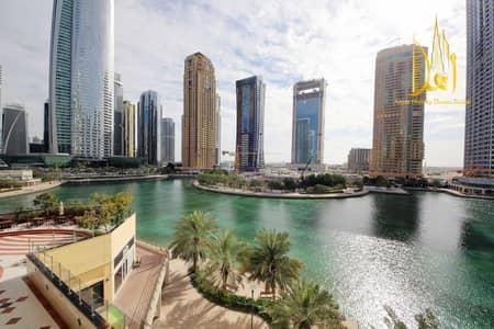 3 Bedroom Flat for Rent in Jumeirah Lake Towers (JLT), Dubai - BRIGHT CORNER 3BR | 5mins to METRO | Armada Tower| JLT