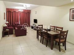 Top Quality | Massive Living Room | Furnished Unit Pay 4 Cheques at only 43K